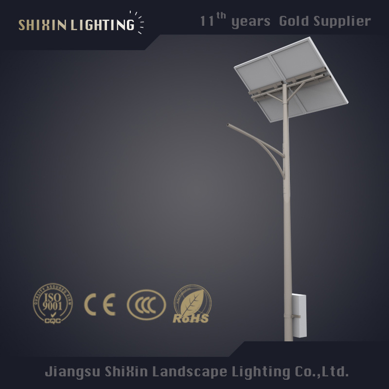 China Manufacturer 6-10m LED Solar Light with Timer (SX-TYN-LD-62)