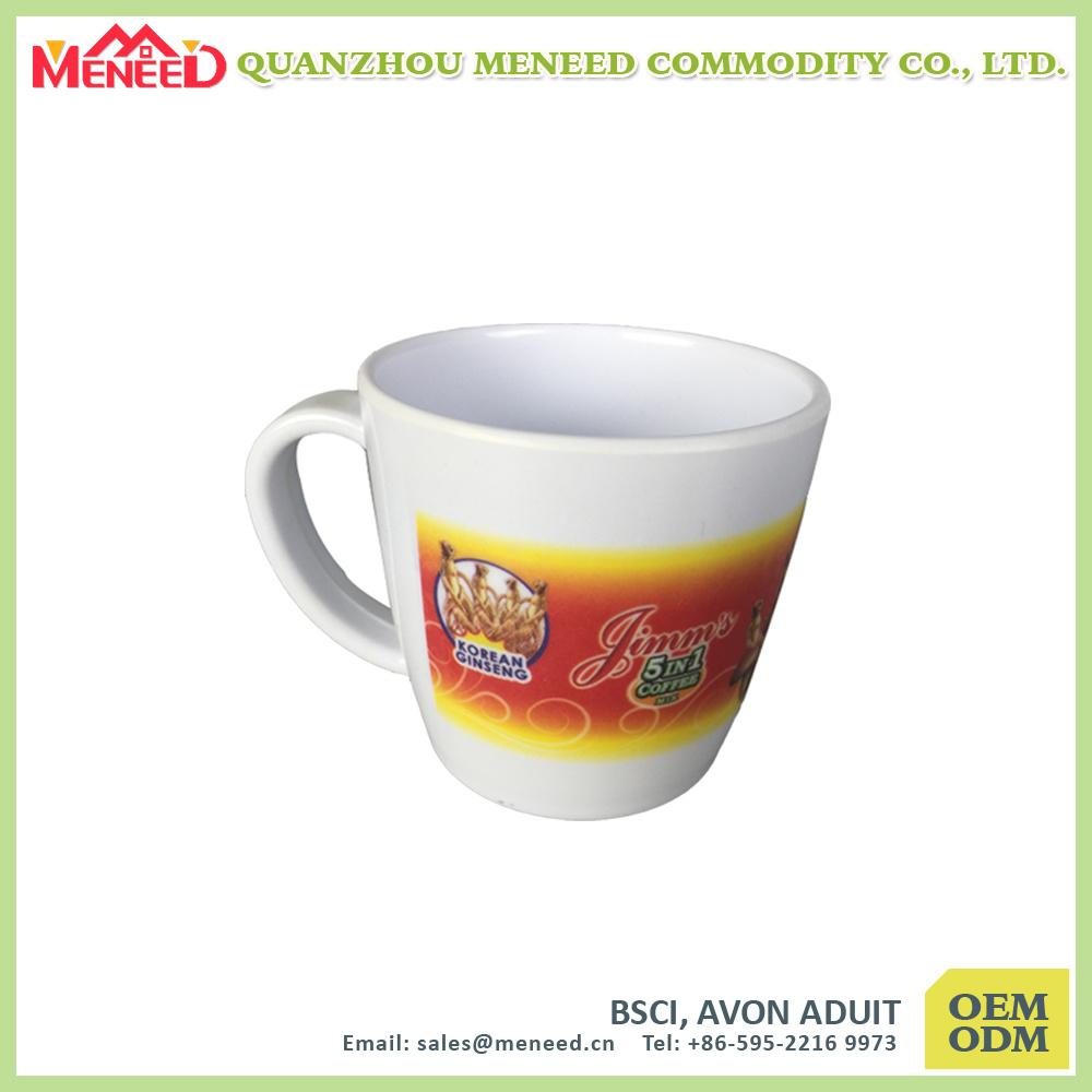 Solid Color 300ml Melamine Beer Cup