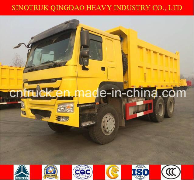 HOWO Sinotruk Dump Truck and Dumper Truck of 15-20 Cbm