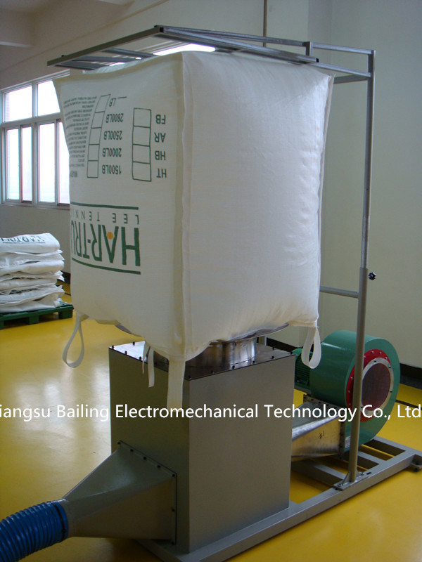 PE Bag Clean Machine