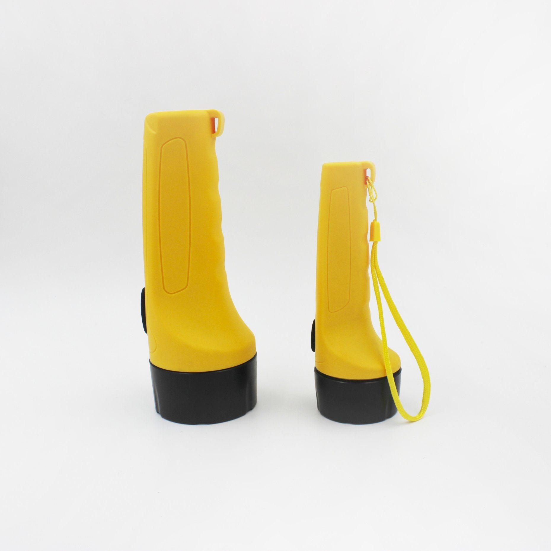 Two D1 IP67 Plastic Floating SMD LED Flashlight