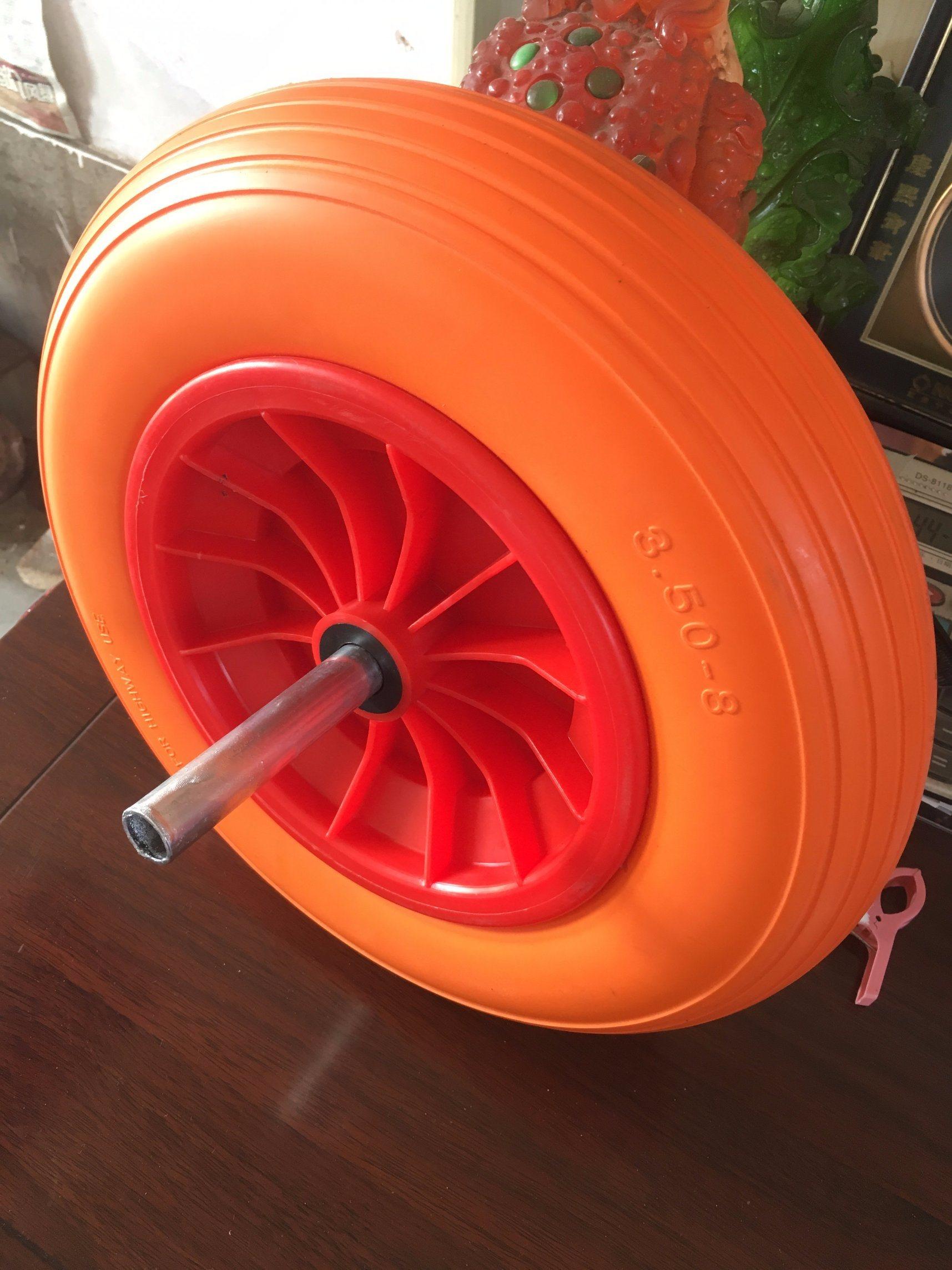 Maxtop Quality PU Foam Trolley Wheel