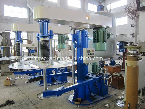 High Speed Agitator for Paint, Coating, Pigment, Chemical Liquid