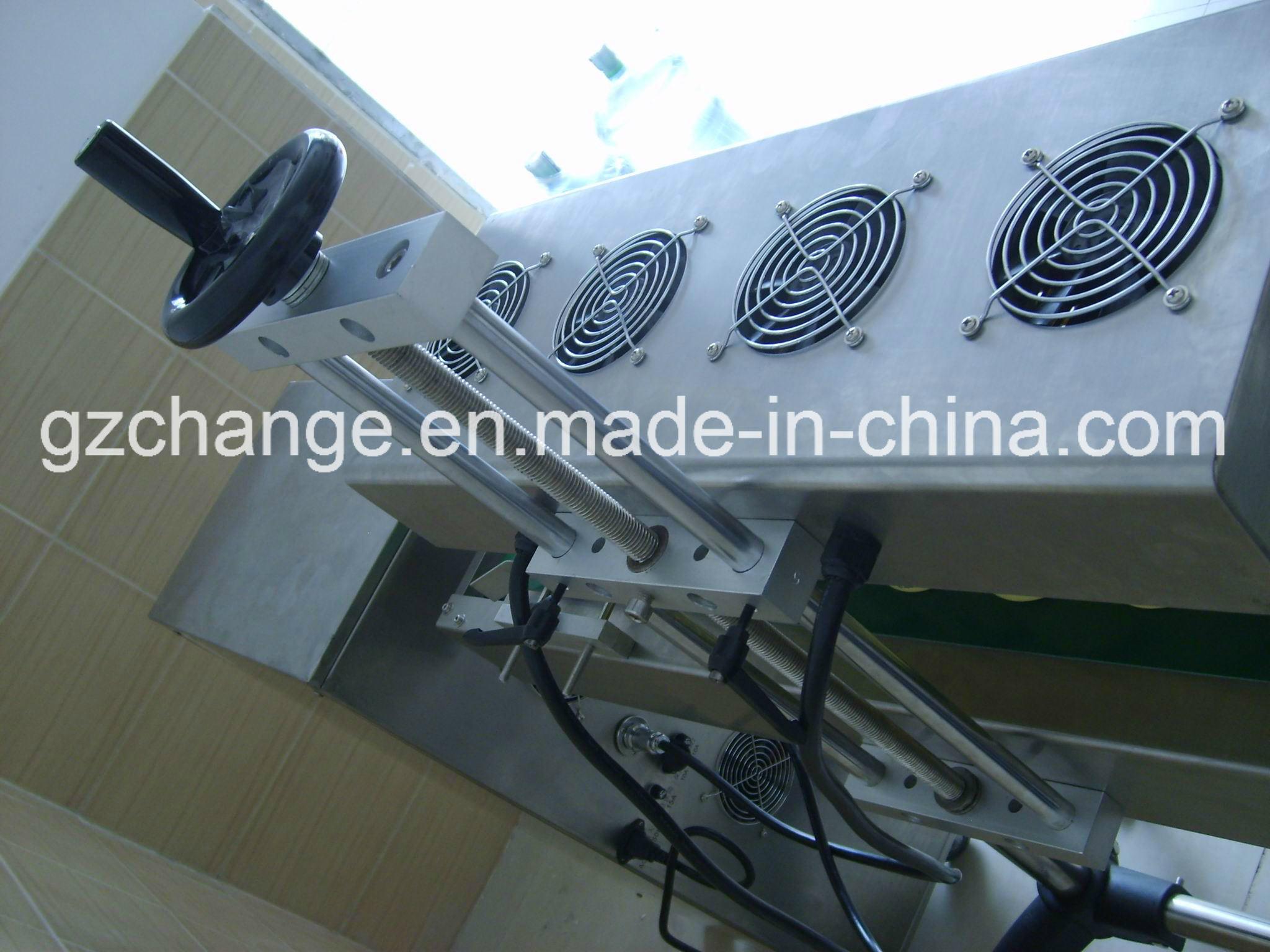 Automatic Bottles Jars Aluminum Foils Sealing Machine