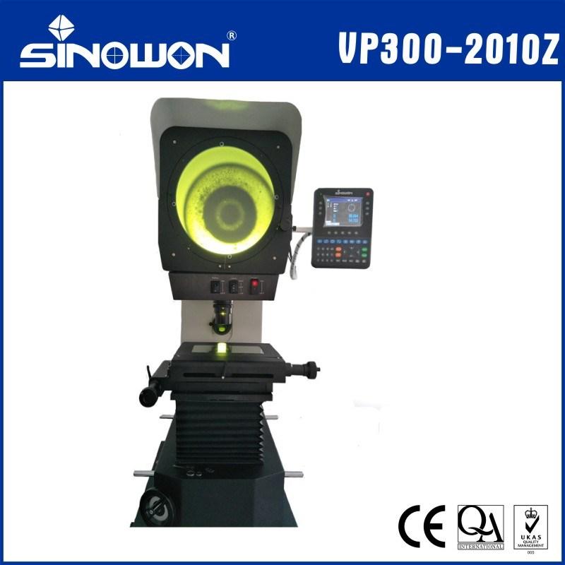 Linear Compensation Programmable Digital Vertical Profile Projector (VP300-2010Z)