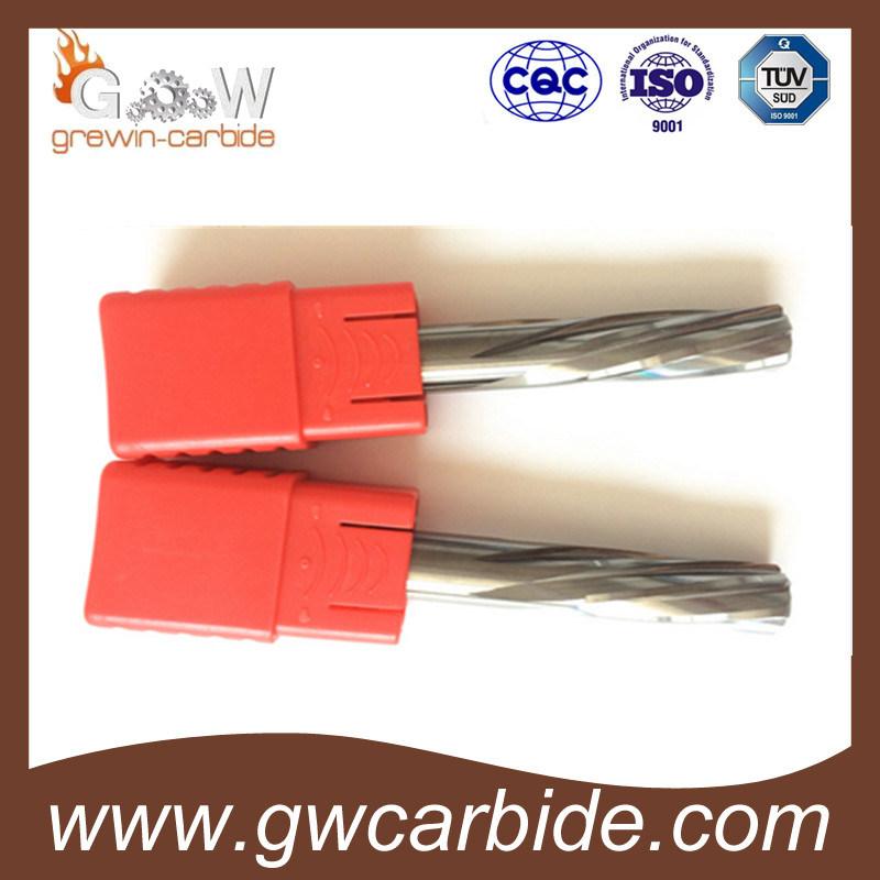 Tungsten Carbide Machine Straight Reamer CNC Tools