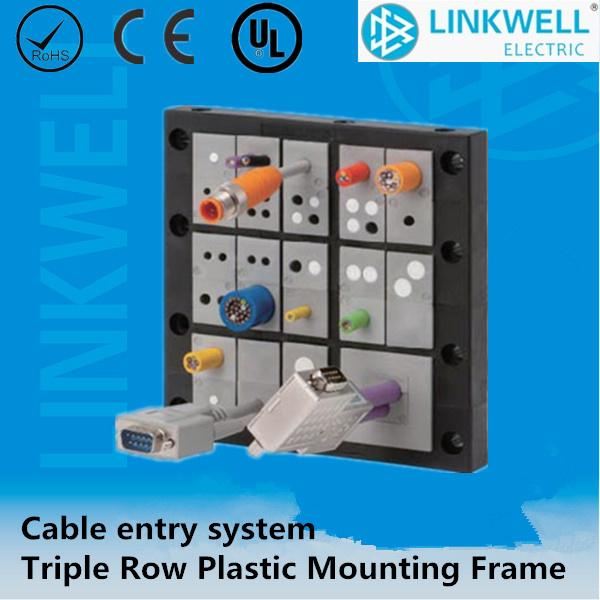 Panelboard Cable Entry Plastic Mounting Frame (CES24 2ET)