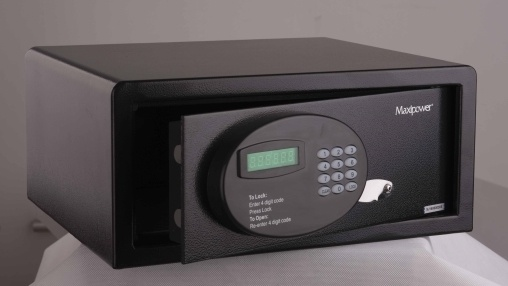 Electronic Hotel Safe Box for Hotel and Home Use