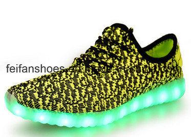 Latest OEM Children Flash LED Shoes Sport Shoes (FFLS0208-02)