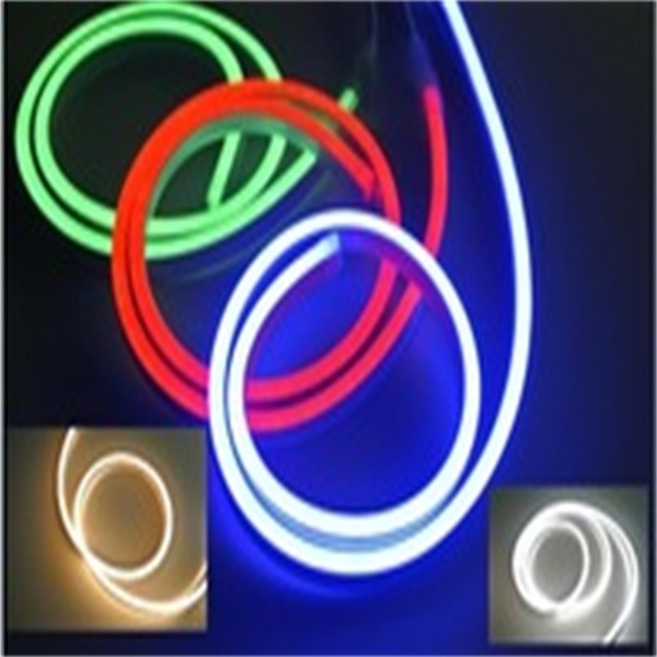 AC220V SMD2835 Rope Light LED Neon Flex 50m/Roll Christmas Decoration