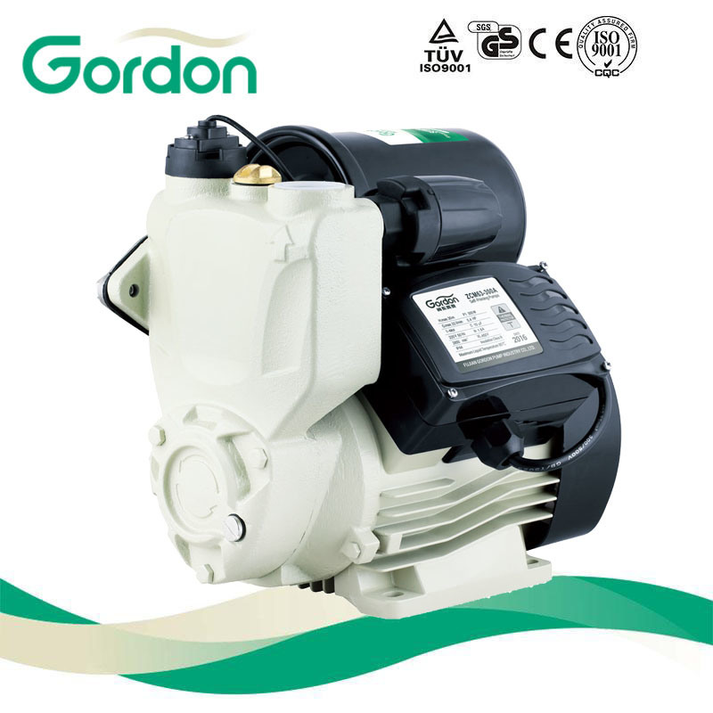 Self-Priming Pressure Auto Pump with Micro Switch for Shower