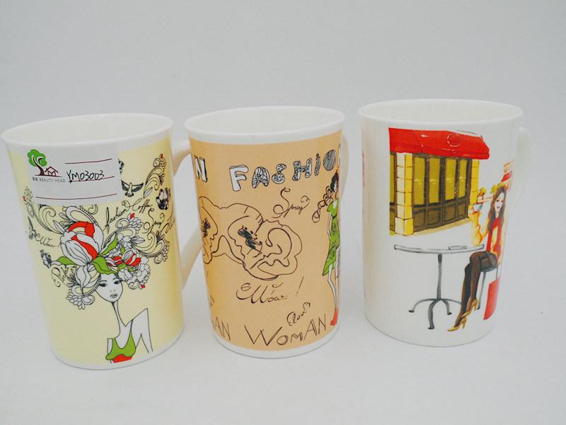 Reactive 14 Oz Ceramic Coffee, Milk Mug