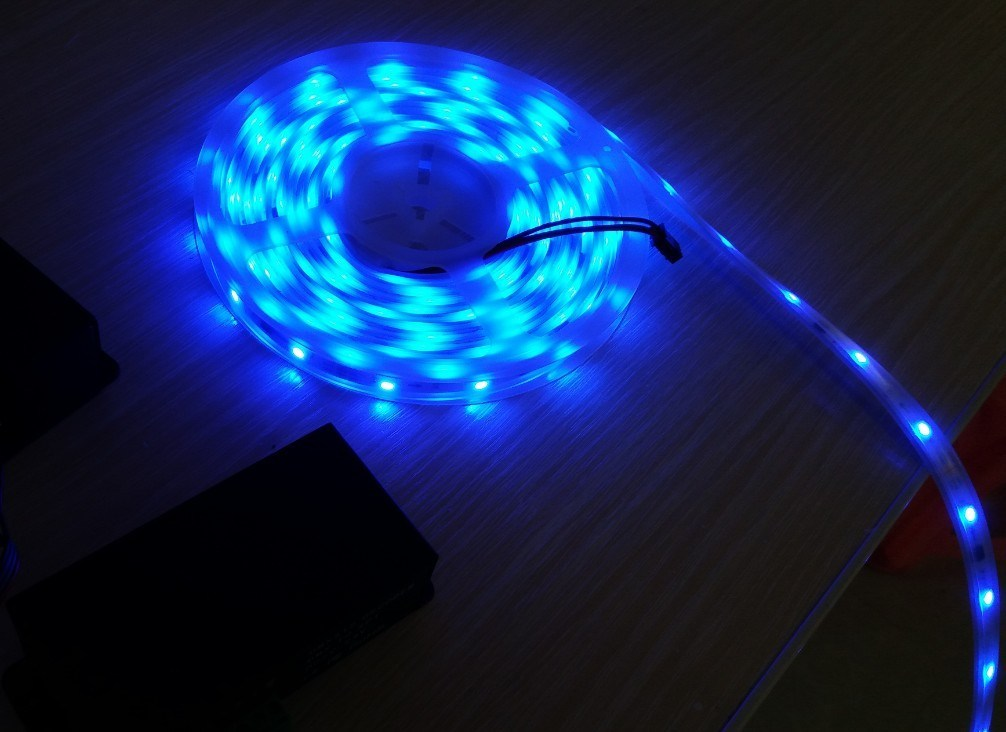 DC12V 24V 2835 Flexible LED Strip 30 LEDs Per Meter