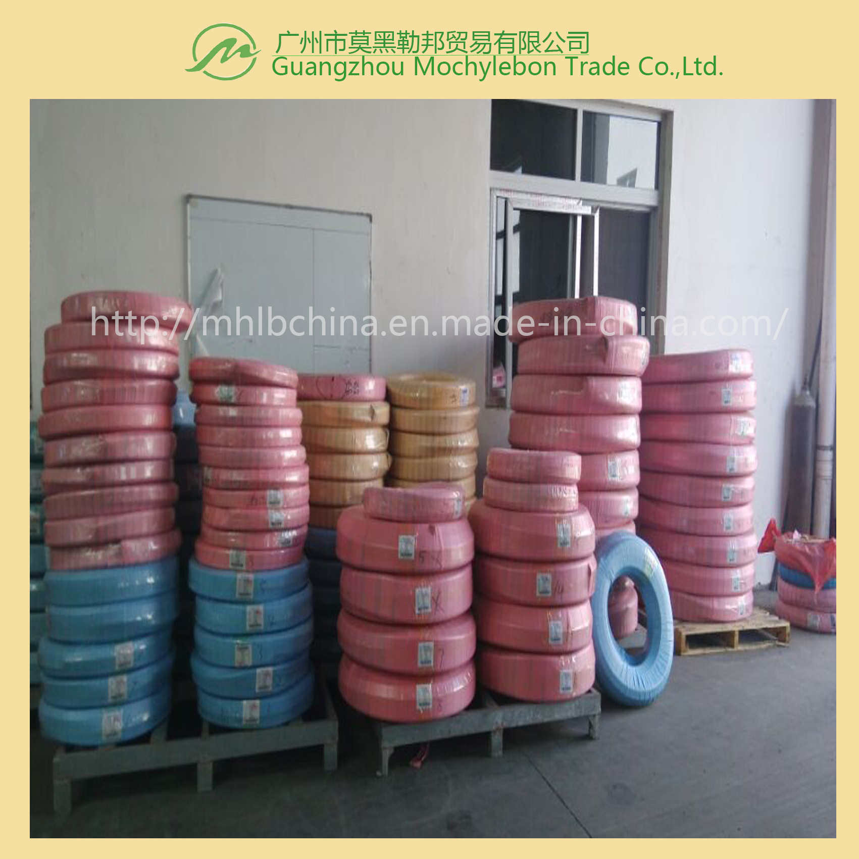 Steel Wire Hydraulic Hose&Hose Fittings