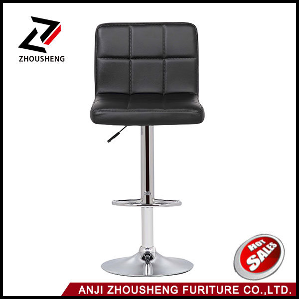Modern Adjustable Swivel Barstools Hydraulic Chair Bar Stools