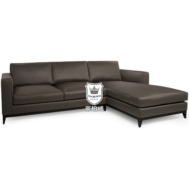 Modern L Shape Furniture Living Room Sofa Set