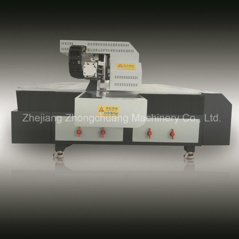 2.5*1.3m Size ABS/Pet/PC/PU/PE UV Flatbed Printer