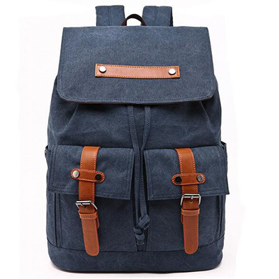 2017 Hot Sale Vintage Travel Canvas Backpack Man Bag Sy7858