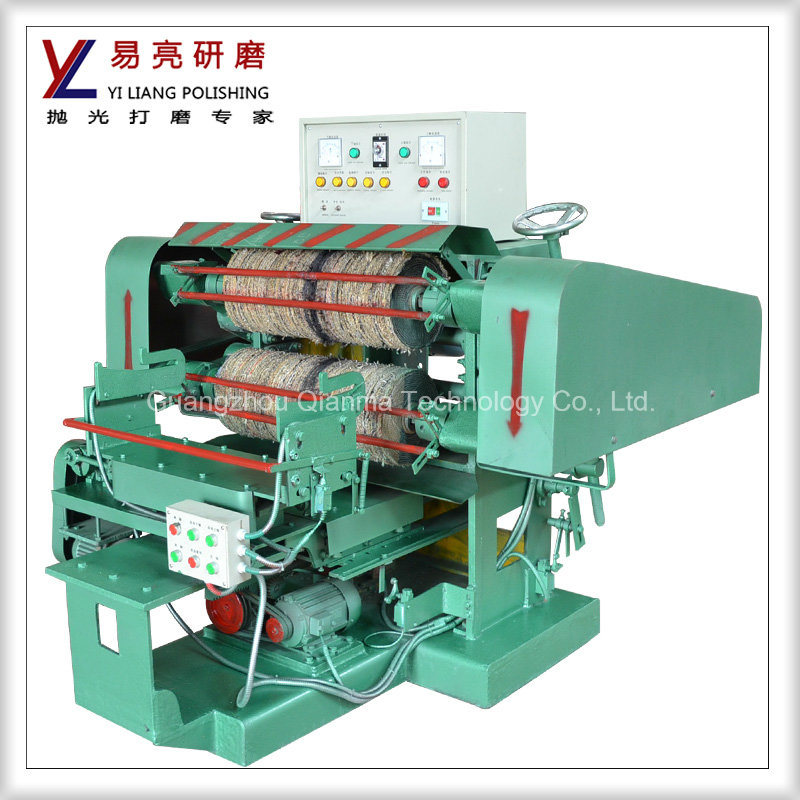 Stainless Steel Spoon and Fork Mirror Plane Surface Polishing Machine