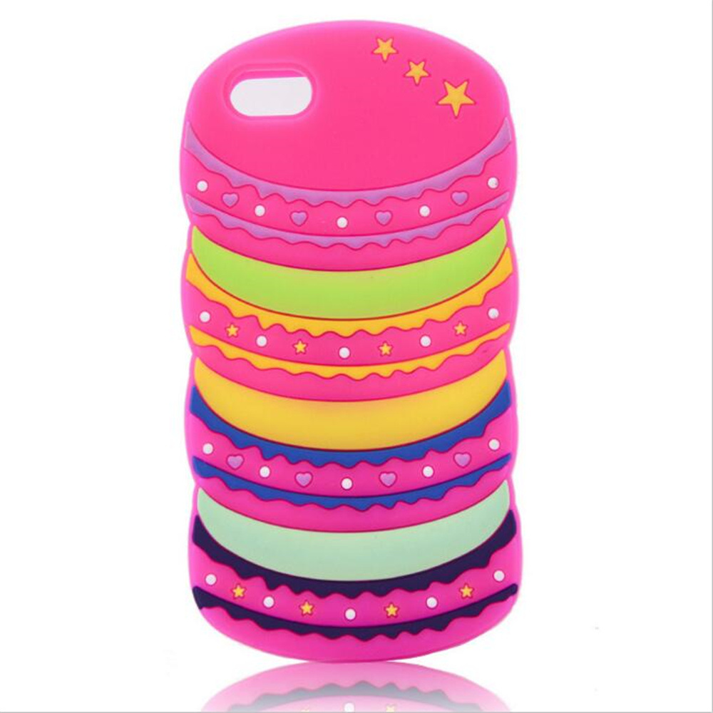 New Mobile Phone Accessory Case Silicone Skin Cover