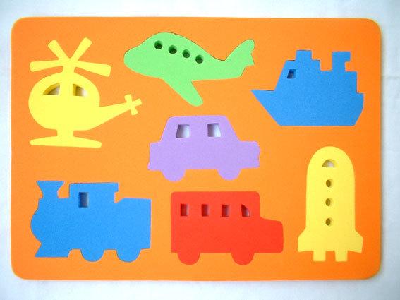 Safe Educational Intelligence EVA Foam Number Puzzles