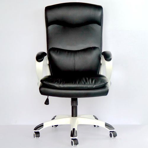 Thick Leather Padded Executive Swivel Office Chair Manager Office Chair
