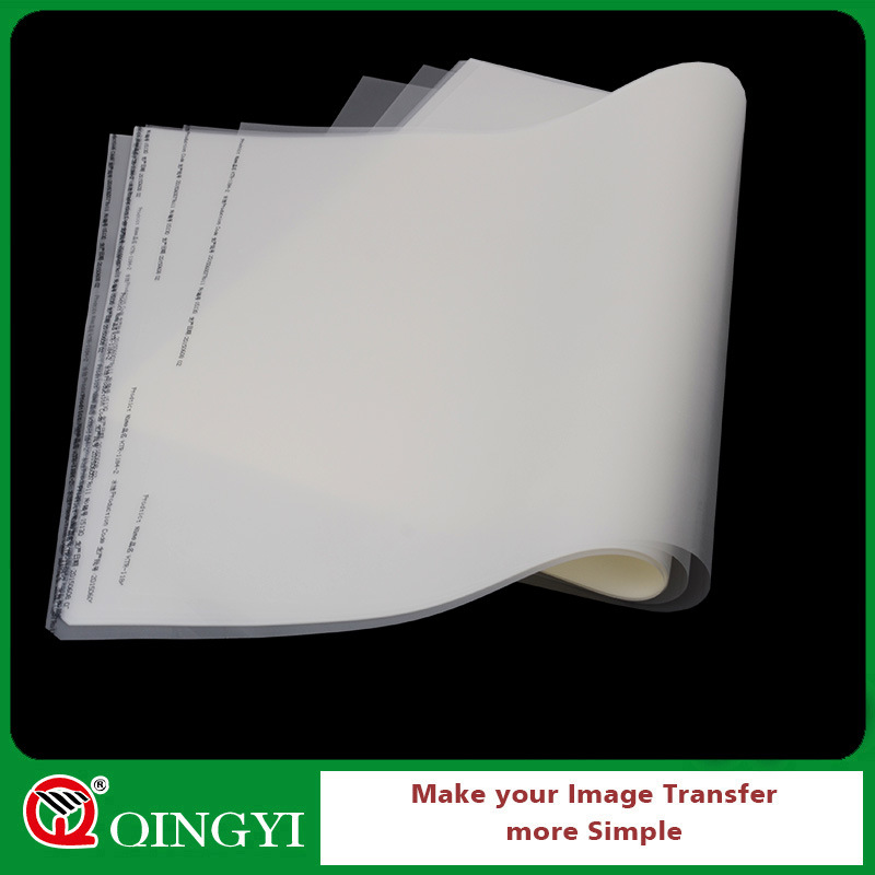 Qingyi Solvent Based Ink Pet Heat Transfer Film