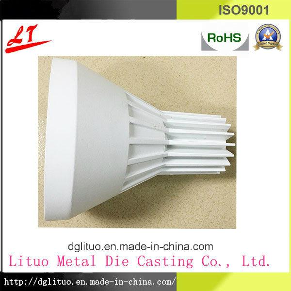 Aluminum Alloy Die Casting LED Lighting Housing Body