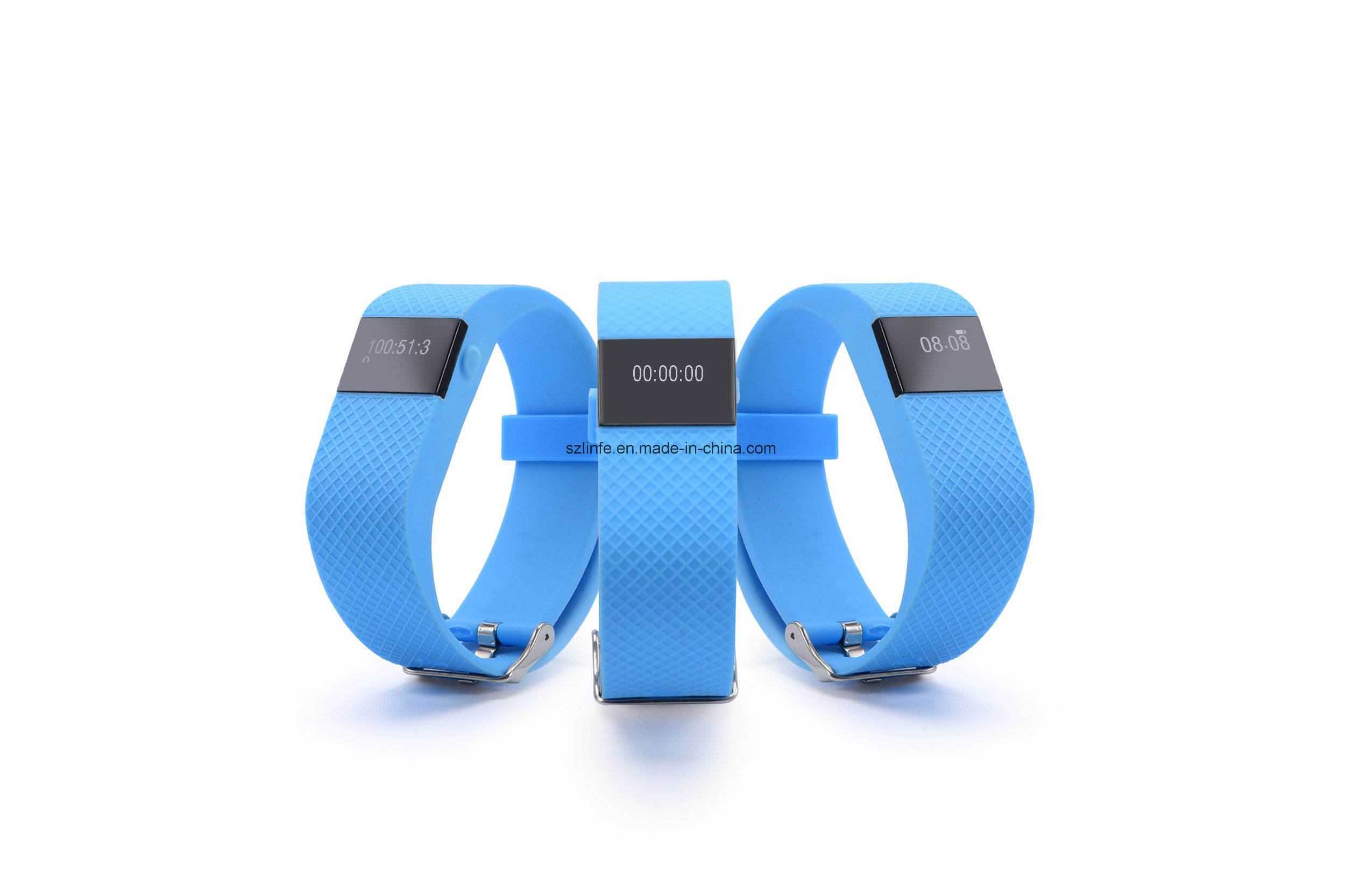 Fashion Latest Design Tw64 Heart Rate bluetooth Smart Bracelet with Manual Fintness Tracker Wristwatch Health Sleep Monitoring