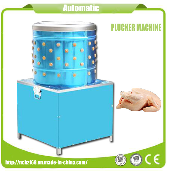 Commercial Electric Powered Industrial Chicken Poultry Plucker Machine