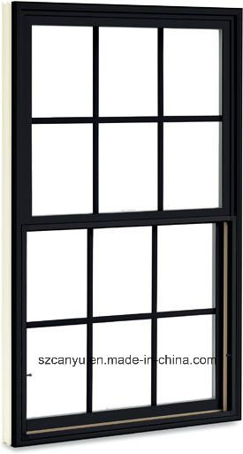 Aluminum Alloy Single Hung Window/Aluminium Windows China Supplier