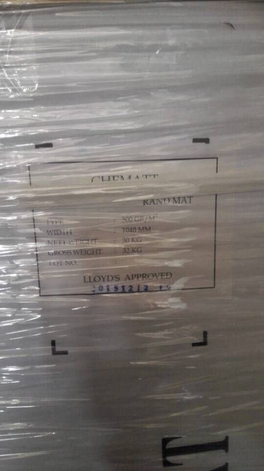 General Use SMC Materials Sheet Moulding Compound Fiberglass Reinforce