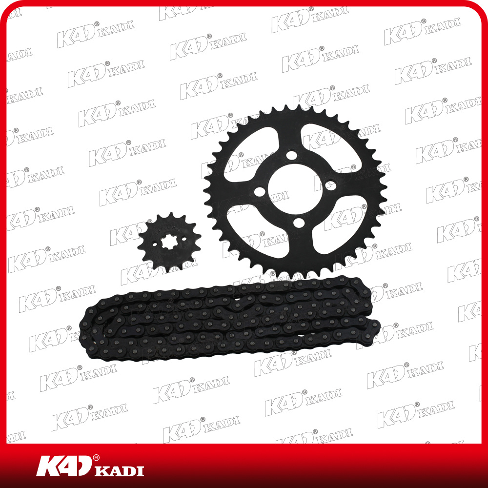 High Quality Motorcycle Spare Parts Motorcycle Sprocket Wheel for Bajaj Discover 100