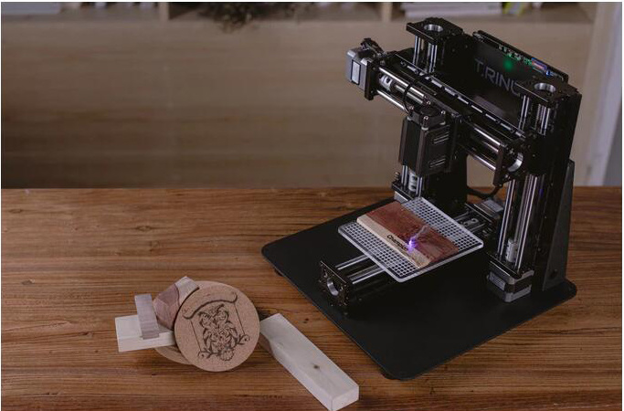 3D Printer Machine with 3D Paint