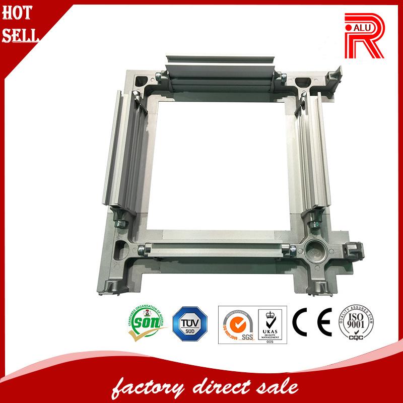 Aluminum / Aluminium Extrusion for Fabrication Products (RA-008)