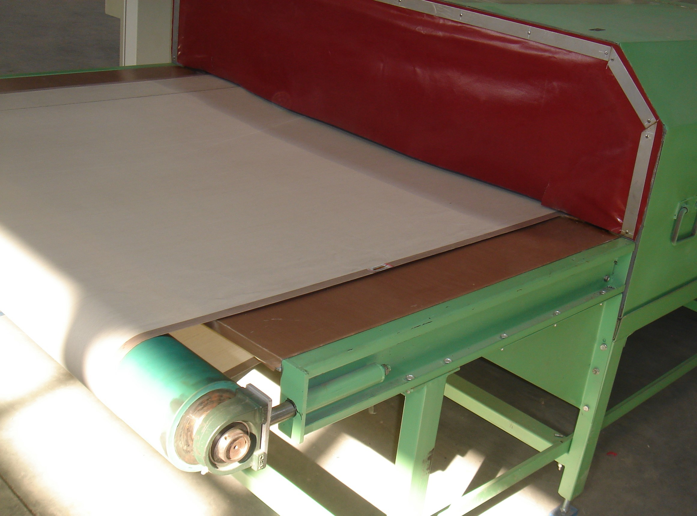 Teflon High Temperature Conveyor Belt