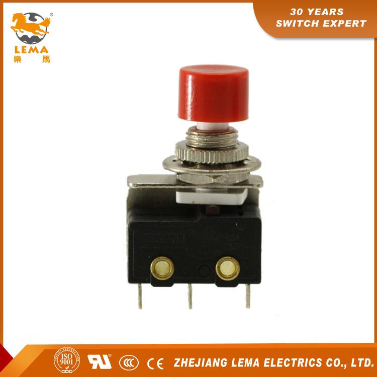 Lema Kw12-D628 5A Bracket Solder Terminal Mini Micro Switch