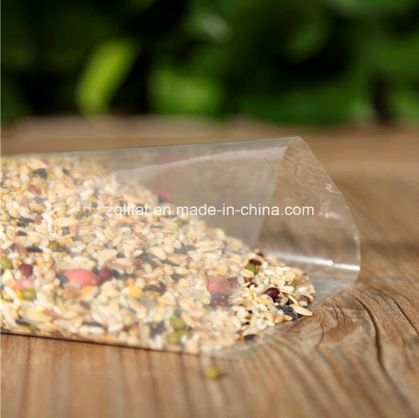 LDPE Plastic Bag Transparent Food Bag