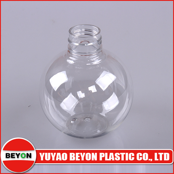 150ml Pet Plastic Bottle with Spherical Shape (ZY01-D087)