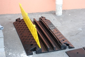 Rubber Cable Speed Hump, Speed Humps in Dubai UAE