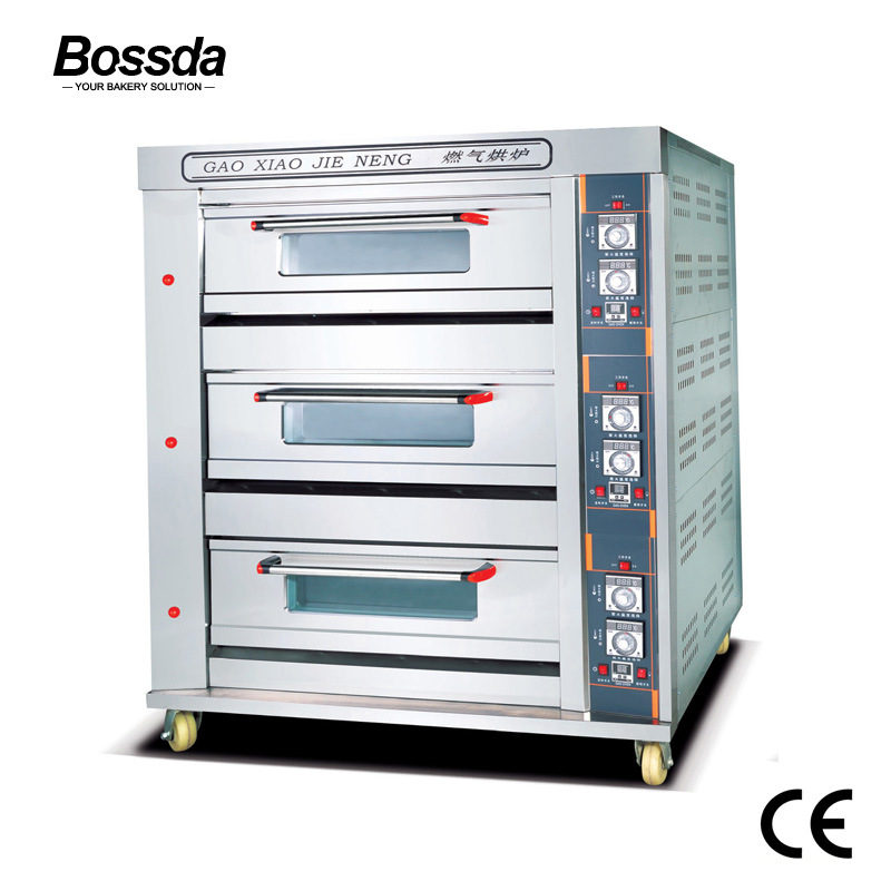 Commercial Food Cake Bread Bakery Baking Machine for Cup Cakes