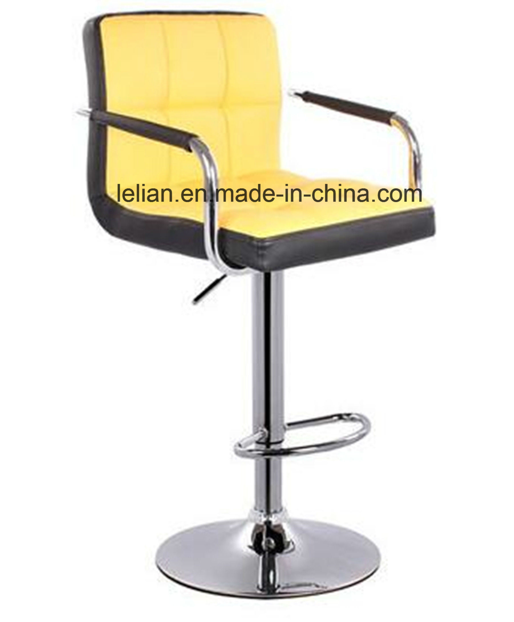 Office Ajustable Swivel PU Chair with High Density Sponge Inside (LL-BC041)