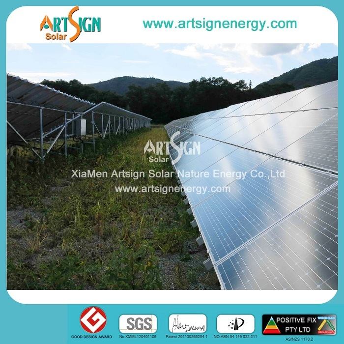 100kw 150kw 200kw Solar Power Plant′s Solar Mounting Structure