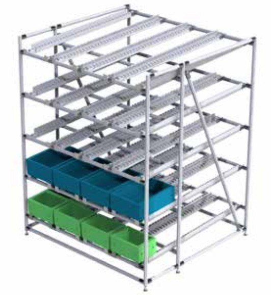 Aluminum Alloy Tube for Lean Rack