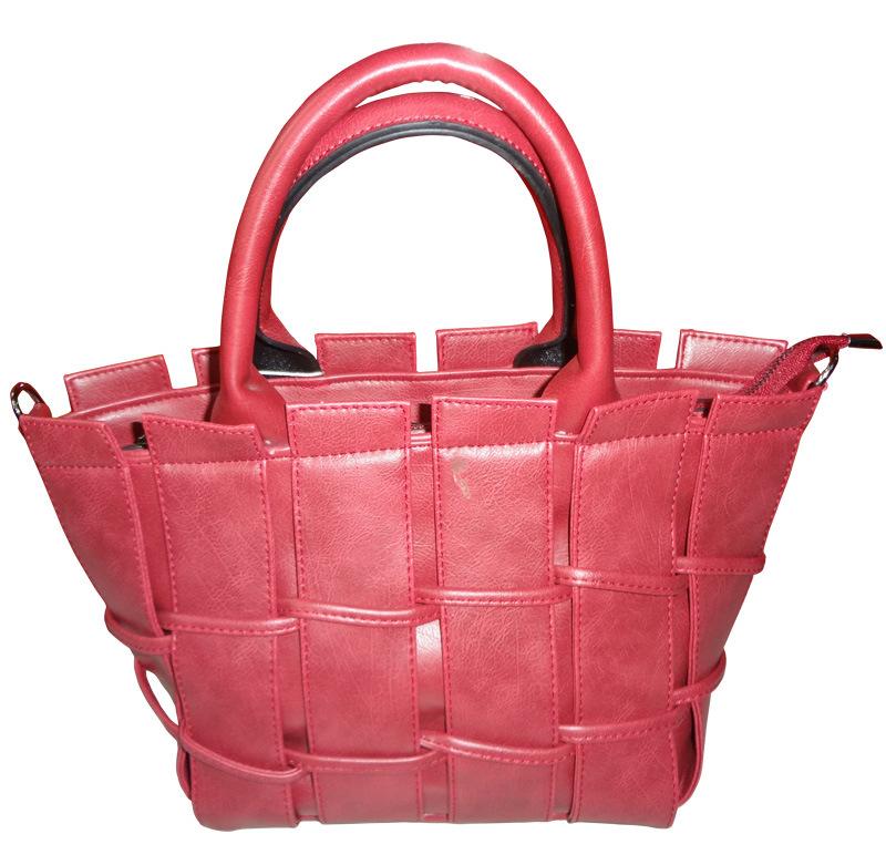 Factory Price Stylish Women′s Handbag Tote Bag in Stock