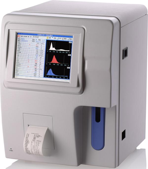 Factory Price 3-Parts Automatic Hematology Analyzer