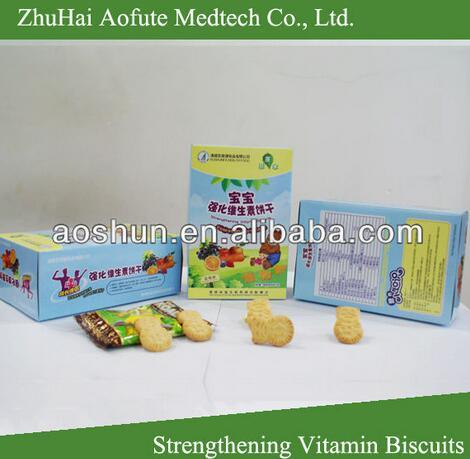 Vitamin Biscuits From China