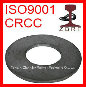 Carbons Steel HDG Structure Flat Round Washers