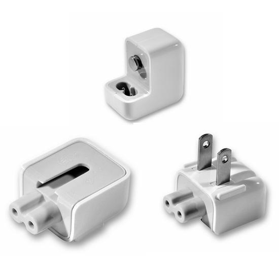 12W Detachable AC Adapter with Us/UK/EU Plug