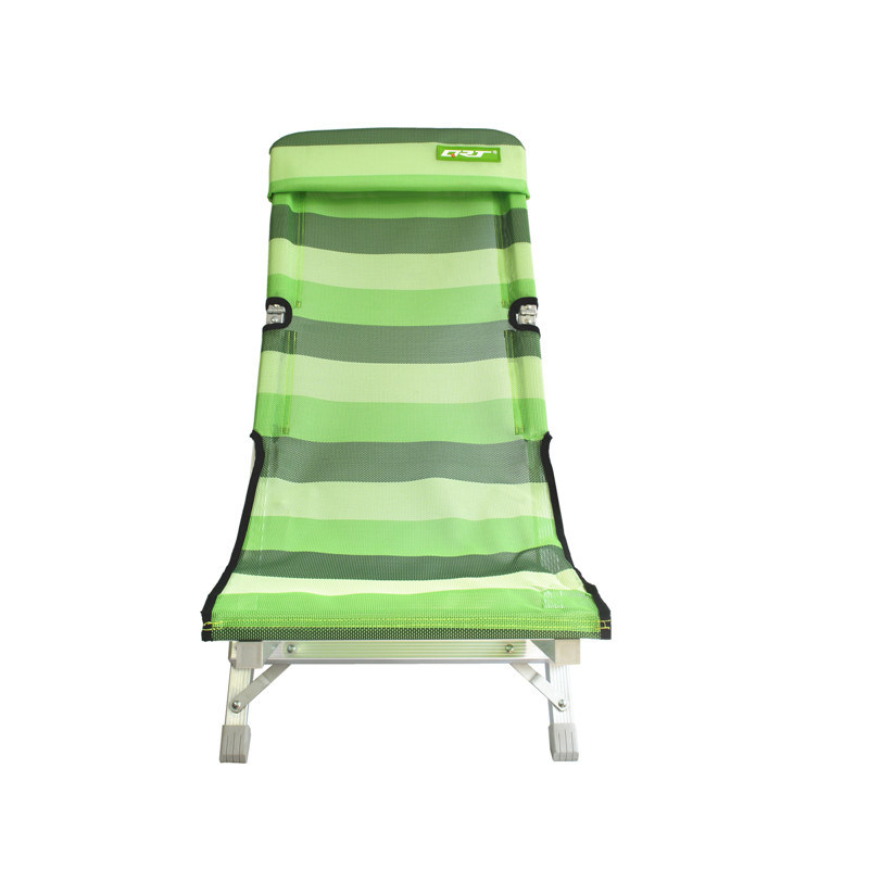Quality Patent Lightweight Plug-in Folding Camping Outdoor Chair